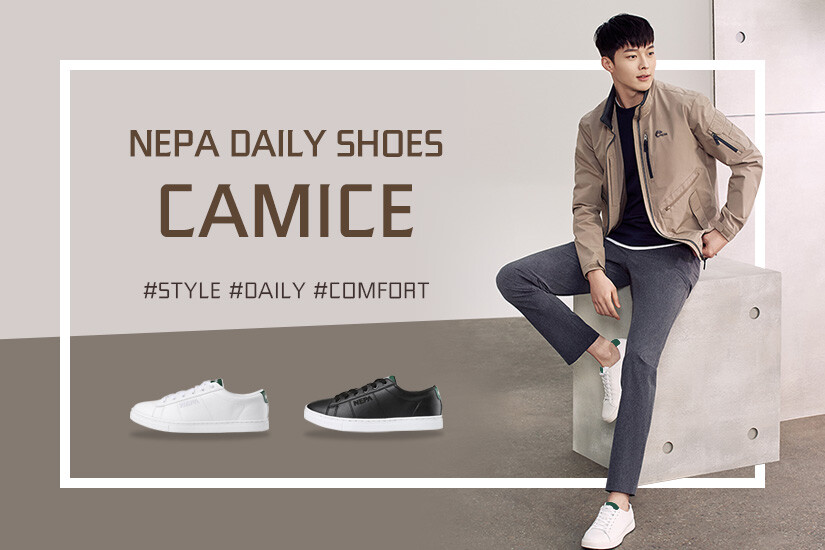 NEPA DAILY SHOES CAMICE