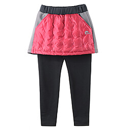 (KIDS)SPIDER DOWN SKIRT  - KC86781