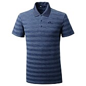 MELOSO STRIPE POLO_M - 7E55240