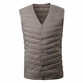 ARIA DOWN VEST_M (V-NECK) - 7FA1301