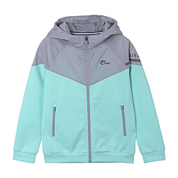 (KIDS)CITTA TRAINING ZIP_UP - KF16203