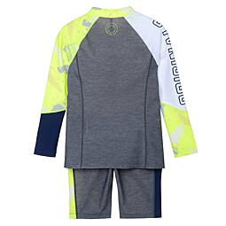 (KIDS)PORTA RASH GUARD SET - KF33013