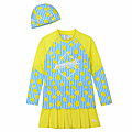 (KIDS)FRUTTO RASH GUARD SET - KF43015