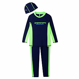 (KIDS)SOBRIO RASH GUARD SET - KFD3010