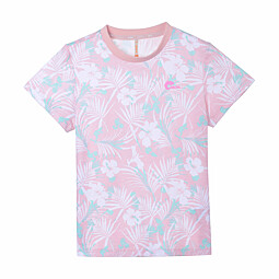 (KIDS)TROPICAL PATTERN TS - KFD5311
