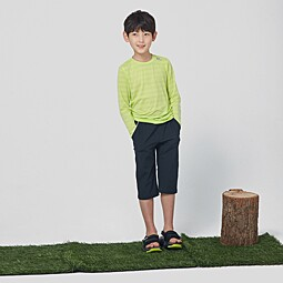 (KIDS)PRIMO CROPPED PANTS