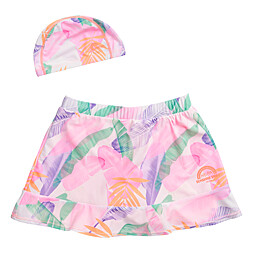 (KIDS)PONZA SKIRT SET LEGGINGS