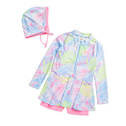 (KIDS)PALMA RASH GUARD SET