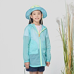 (KIDS)ARIA LONG WIND JKT