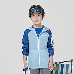 (KIDS)E-PERA WIND JKT