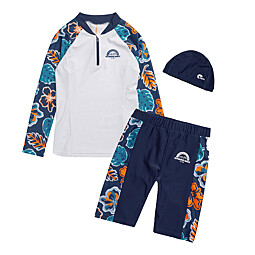 (KIDS)BOSCO RASH GUARD SET