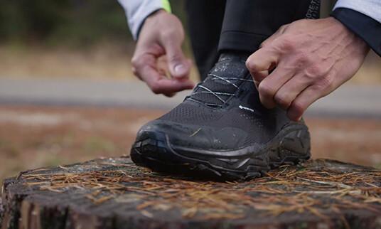 [NEPA] 21SS 고어텍스 신발 영상