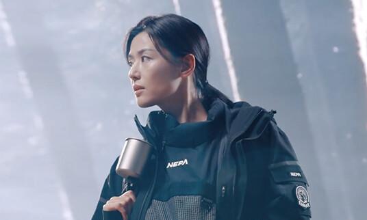 [NEPA] 21FW 화보 전지현 메이킹 영상