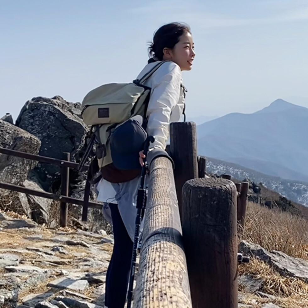 박소룡의 나홀로 덕유산 등산